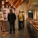 Sfeerbeeld van de tentoonstelling.